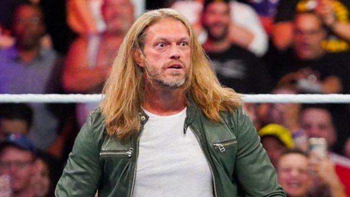 Edge at SummerSlam 2019