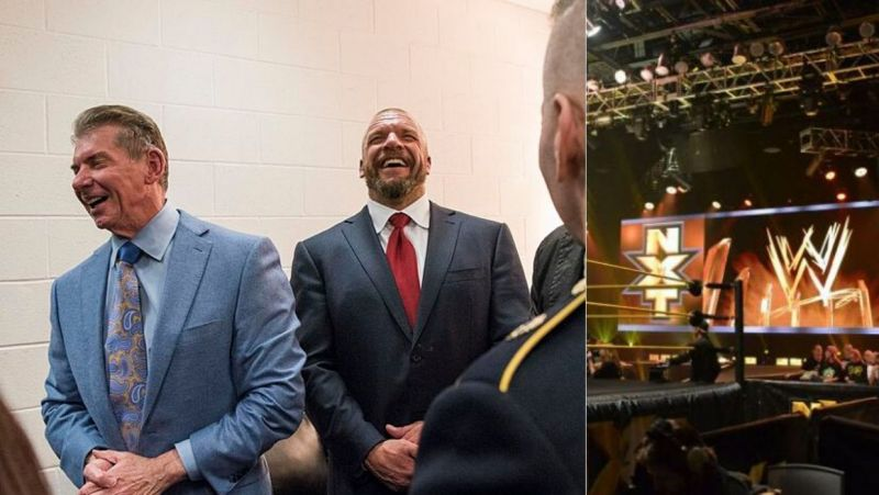 Major changes coming to NXT?