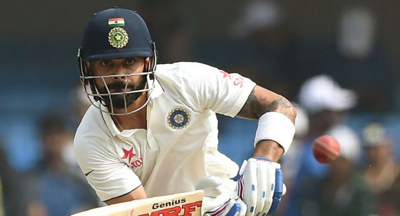 Virat Kohli has held on to the number one position among batsmen in the latest ICC Test rankings