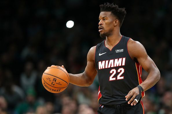 Jimmy Butler remains the driving force for the Miami Heat