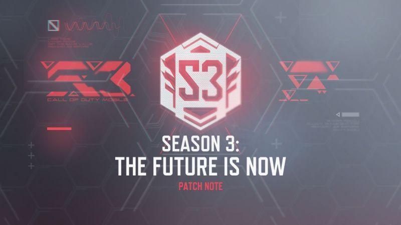 Season 3 update
