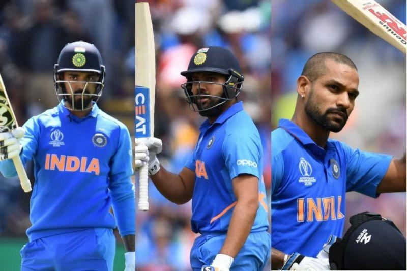 Rahul, Rohit, Dhawan and the selection headache