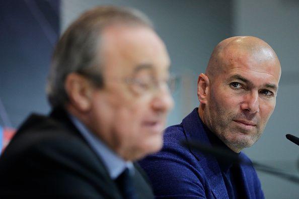 Real Madrid might consider signing Inter Milan
