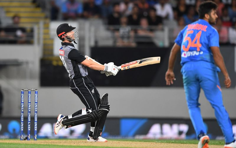 New Zealand fell at least 20 runs short of a winning total