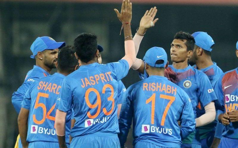 भारतीय टीम (Photo-BCCI)