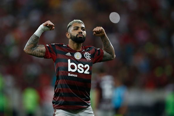 Could Chelsea sign Brazilian striker Gabriel Barbosa?