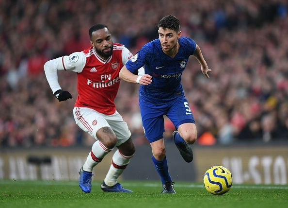 Chelsea play host to Arsenal in a big London derby this Tuesday