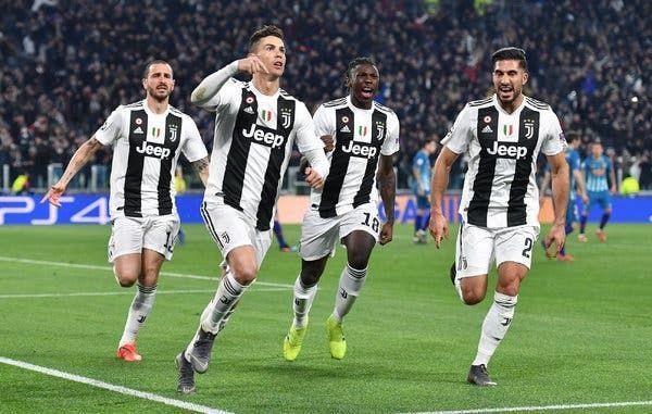 Juventus look good for a record-8th consecutive Scudetto