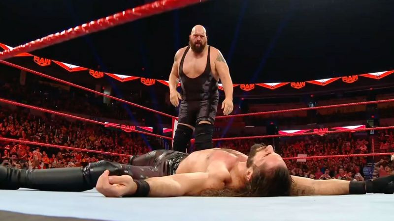 Big Show made a surprise return at the end of the episode!