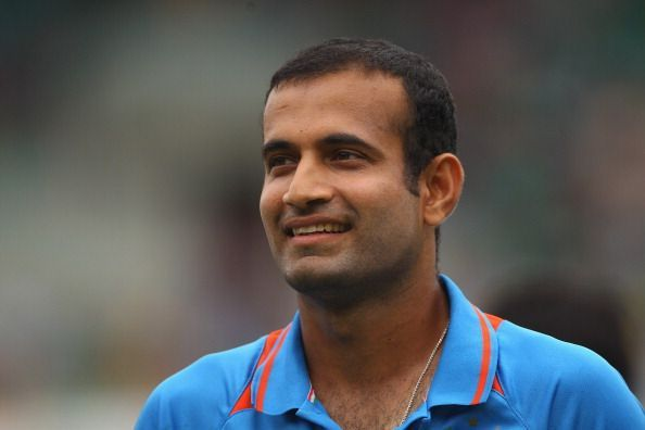 Irfan Pathan announced his retirement on the 4th of January