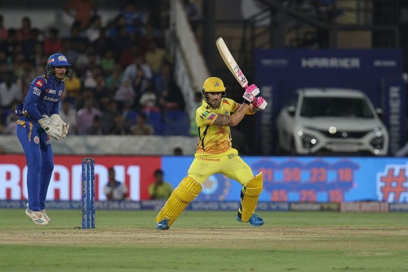 Faf du Plessis was great for CSK last year