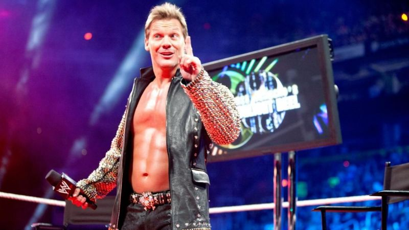 AEW World Champion and former WWE star Chris Jericho