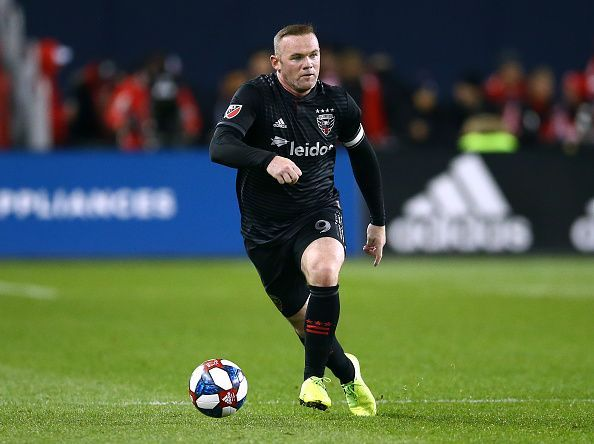 Wayne Rooney was one of the latest superstars to ply their trade in the MLS
