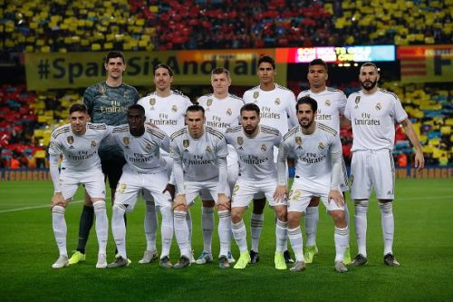 Getafe Vs Real Madrid Preview Predicted Xi Team News And More