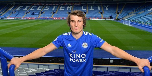 Soyuncu has emerged as a cult hero at Leicester