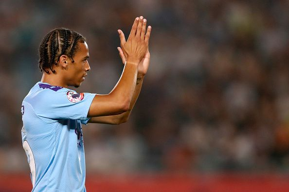 Leroy Sane is reportedly set to leave Manchester City in the summer