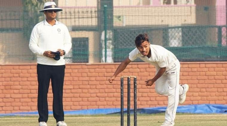 Rex Singh: Fast Bowler from Manipur