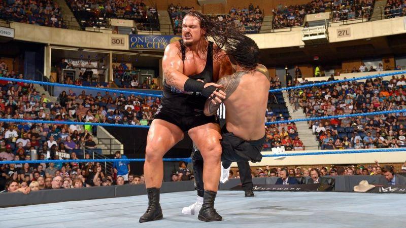 WWE legend Rhyno