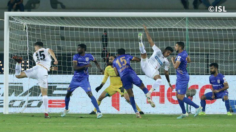 Mumbai City registered a 1-0 victory (Image Courtesy: ISL)