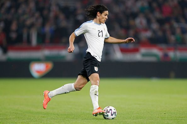 Where will Cavani end up at the end of the window?