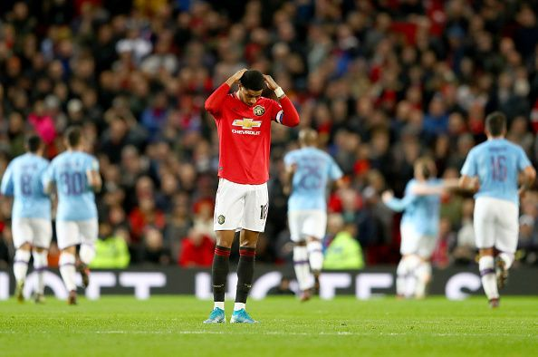 Manchester United v Manchester City - Carabao Cup: Semi-Final