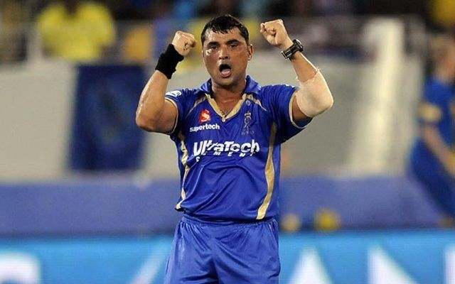 Tambe was picked up by KKR at the IPL 2020 Auction