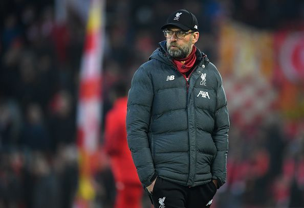 Jurgen Klopp will have to come up with an alternative strategy to cope with Mane