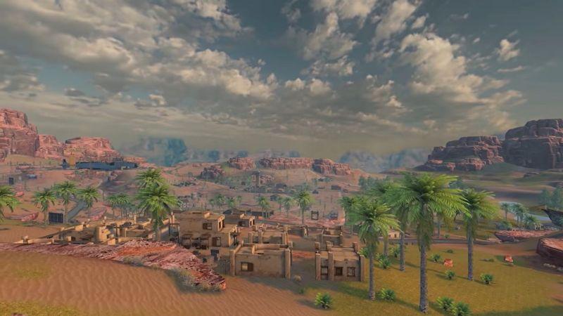 Kalahari is now live