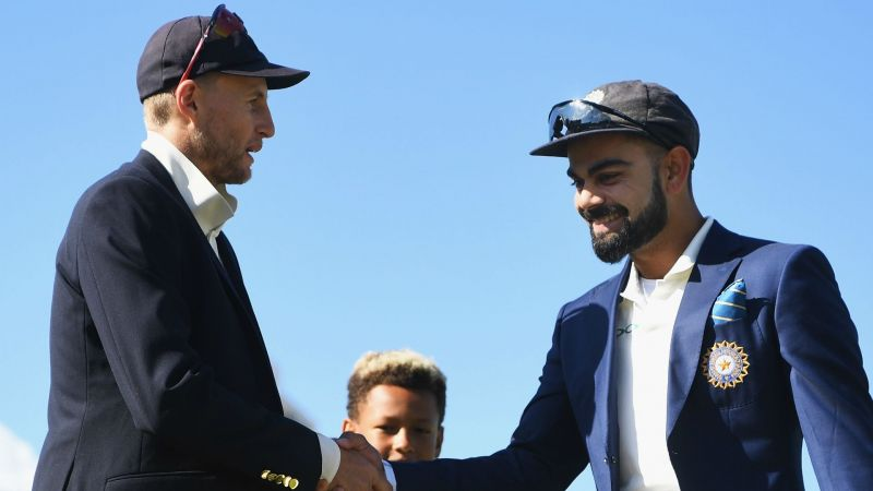 Joe Root and Virat Kohli do not support a change to four-day Test matches