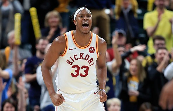 Myles Turner has been linked with a trade away from the Indiana Pacers