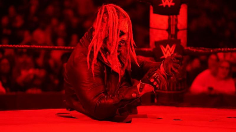 The Fiend unleashed a horrific attack on Daniel Bryan and ripped his hair off.