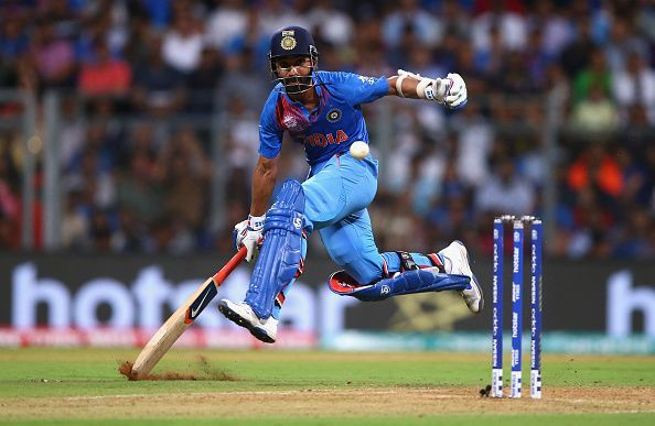 Ajinkya Rahane could return to the Indian ODI setup