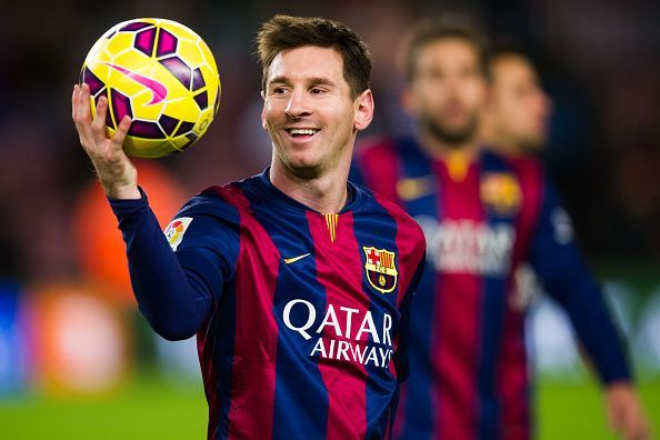 Lionel Messi is just one great player to be produced by Barcelona