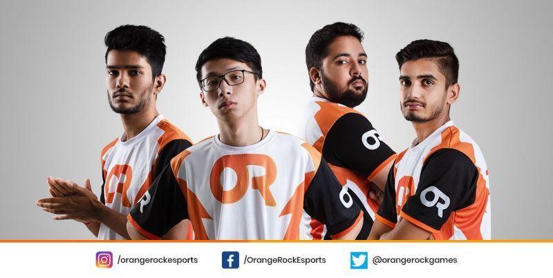 Orange Rock Esports