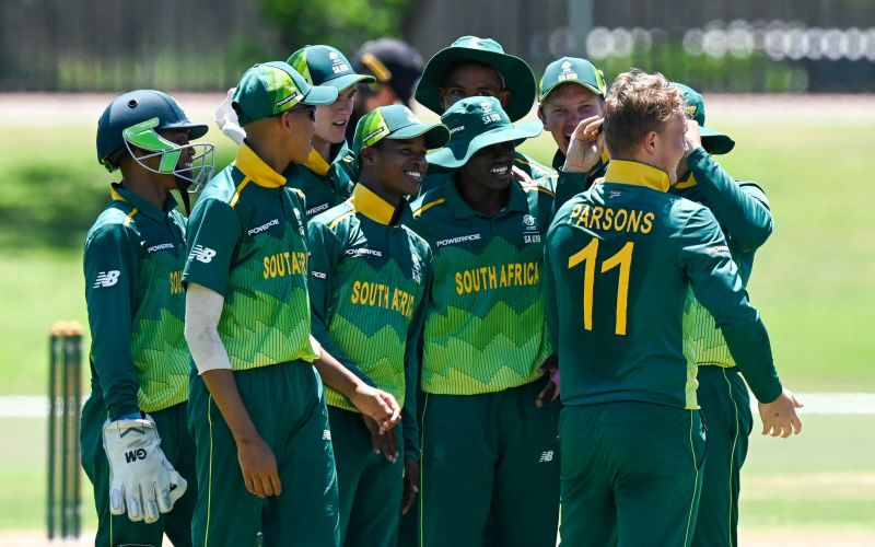 Can South Africa U-19s seal their position in the final?