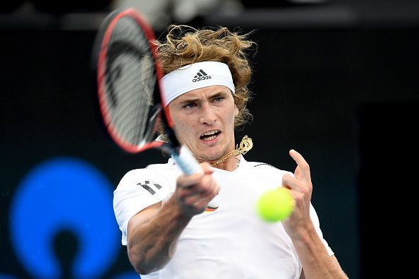 2020 ATP Cup - Alexander Zverev was winless in the tournament