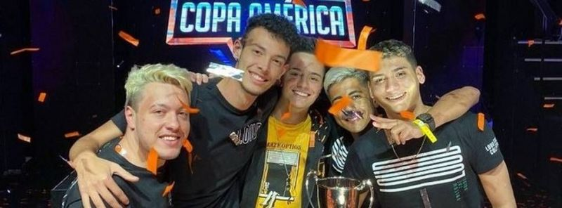 Loud is the new Copa America champion