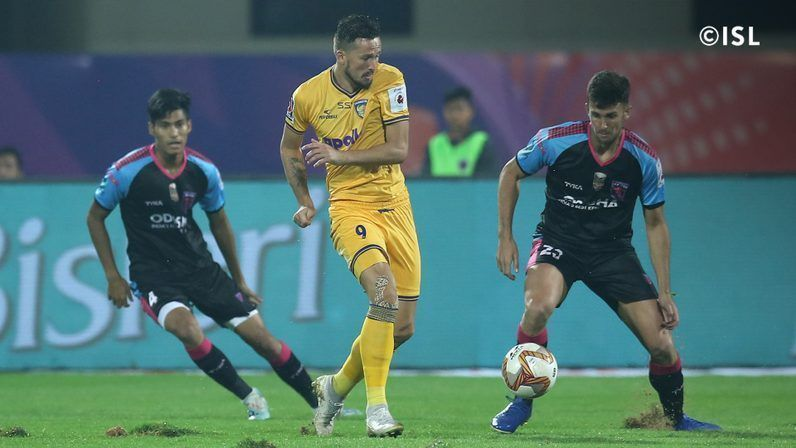 Chennaiyin have a poor record historically, against NorthEast
