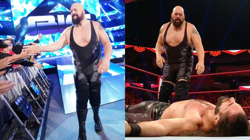 The Big Show returned to RAW!
