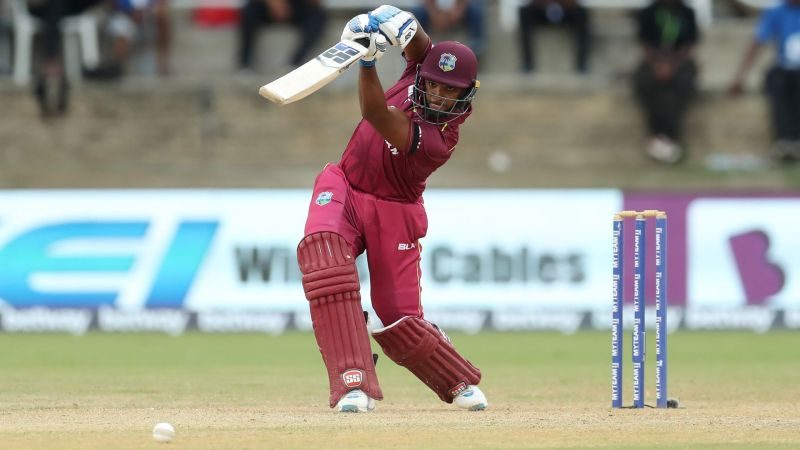 West Indies batsman Nicholas Pooran