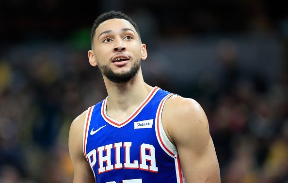Ben Simmons will need to step up in the absence of Joel Embiid
