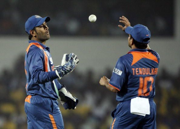 Ricky Ponting is hoping that Sachin and Dhoni will play the game