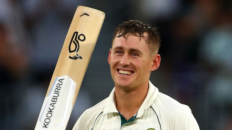 Marcus Labuschagne is raking in the runs with unparalleled consistency