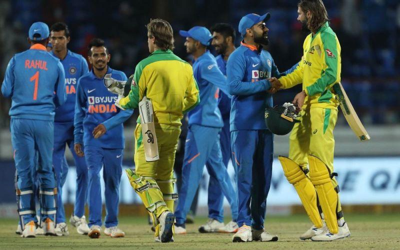 इंडिया  vs ऑस्ट्रेलिया (Photo-BCCI)