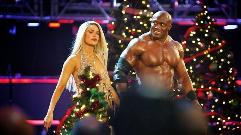 Could a break up be in the future for Bobby Lashley and Lana?
