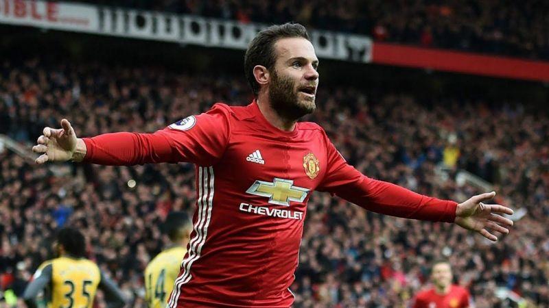 Juan Mata has failed to fulfill his potential