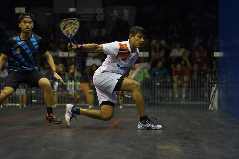 Surav Ghosal has been the torchbearer for Indian squash