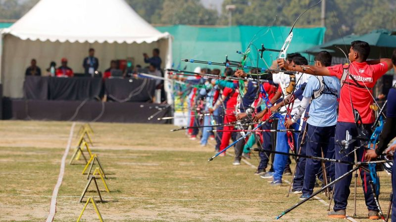 The archery events will kick off on Day 2 of the Khelo India Youth Games 2020 in Guwahati, Assam