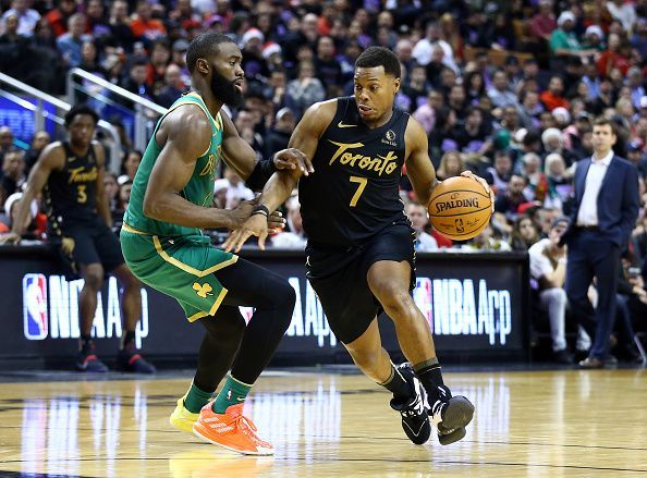 Kyle Lowry remains a vital player for the Raptors