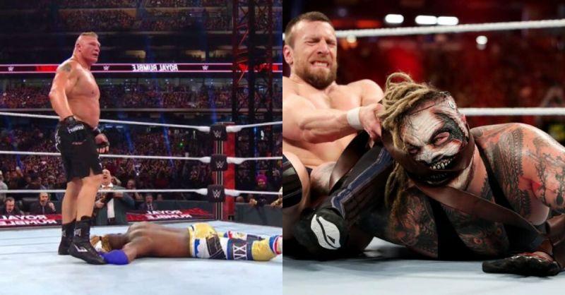 WWE Royal Rumble 2020 Results, January 26th, Royal Rumble Winners, video highlights